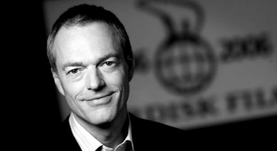 Michael Ritto er fortid som adm. direktør i Nordisk Film.
