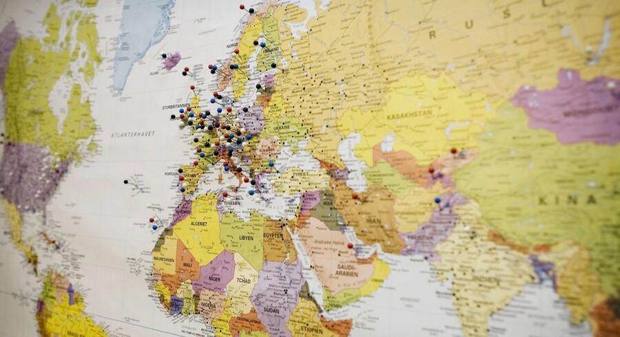 Både på de europæiske nærmarkeder og på fjerne asiatiske markeder melder handelskontorerne om stigende interesse fra danske virksomheder.