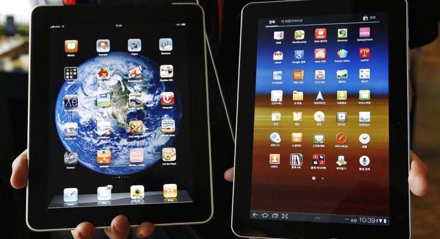 Det er den mindst seje tablet til højre.