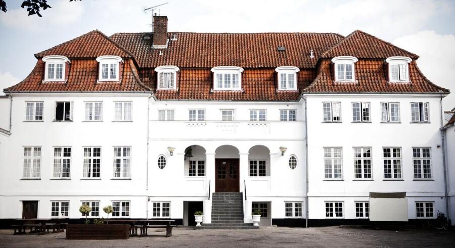 Lundby Efterskole. ARKIVFOTO