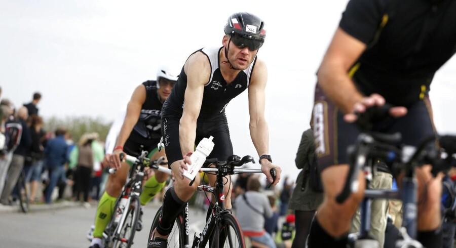 Copenhagen Ironman 2013. (Foto: BERLINGSKE/Niels Ahlmann Olesenn/Scanpix 2013)