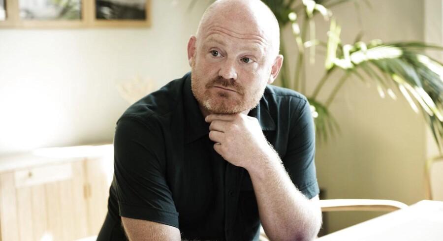 Teknik- og miljøborgmester i Københanvs Kommune, Morten Kabell (EL), opgiver sagen mod Grøndalsvænge, der har stået på i halvandet år.