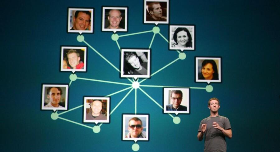 Facebook må høre for meget kritik i disse dage. Lige nu drejer det sig om overvågning af ex-brugere på det sociale netværk.