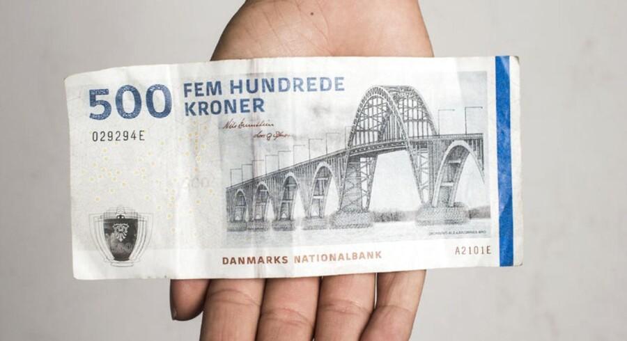 54 procent af de danske lønmodtagere har oplevet, at der har været fejl i deres lønseddel.