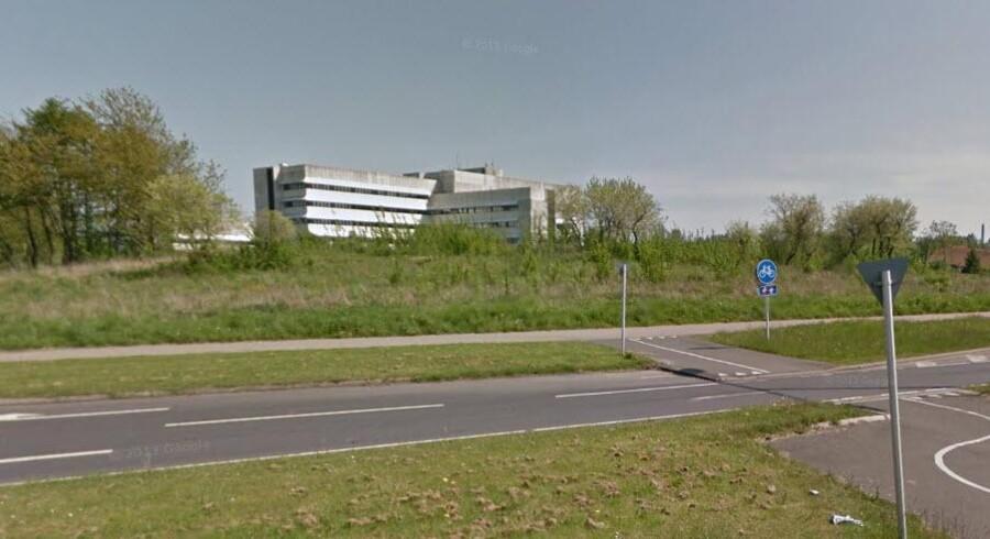 Måske skal Helsingør Hospital indrettes som modtagecenter for flygtninge.