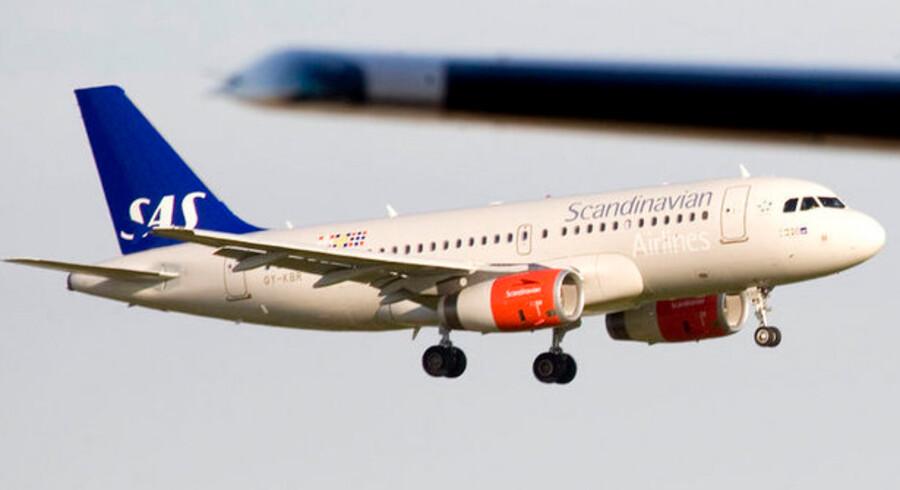 SAS erklærer sig selv som vinder af ordduellen med Ryanair.