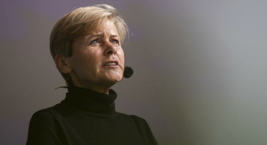 Kulturminister Mette Bock (LA).