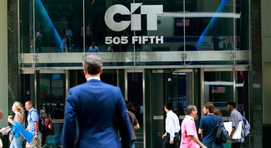 Erhvervsbanken CIT kæmper for at undgå en konkurs, og en redningsplan kan måske falde på plads i dag.