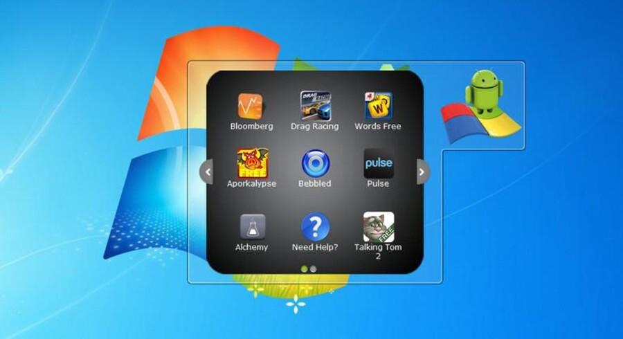 App-udviklere har nu gjort det muligt for Windows at køre Android-apps.