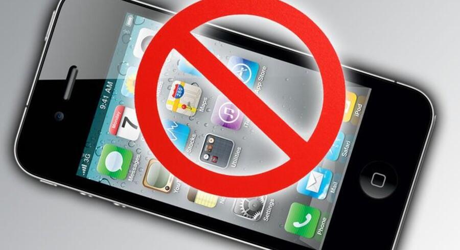 Samsung er meget ærgerlige over striden med Apple, der faktisk er en af mobilproducentens største kunder.