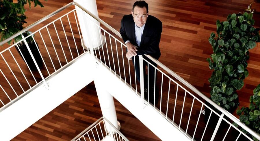 Anders Colding Friis giver sit første interview, siden han tiltrådte som Pandoras topchef.