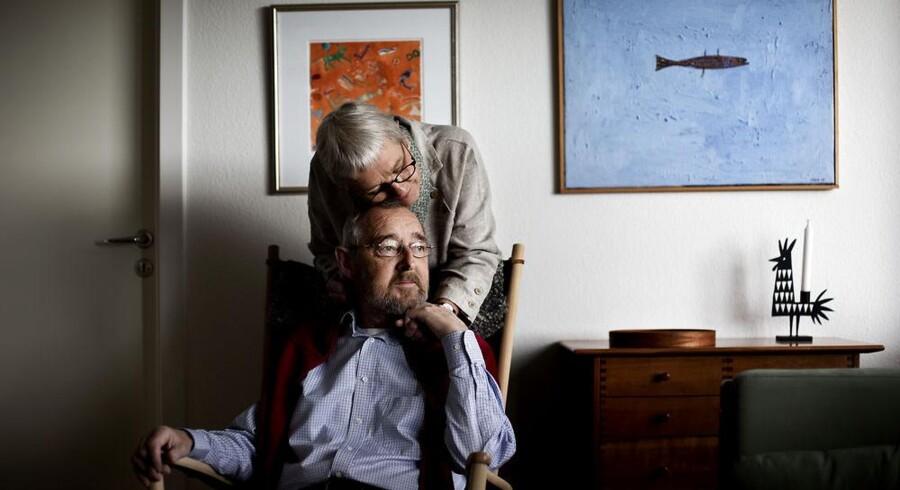 Torben Lundholm Jensen, 65 år. Foto: Linda Henriksen