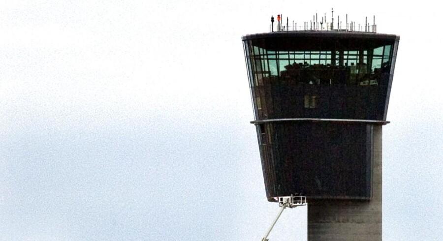 Dansk Flyvelederforening vil ikke gå med på en eventuel strejke den 10. oktober.