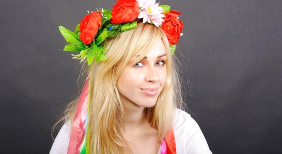 FEMEN-aktivist og medstifter af den feministiske protestorganisation, Alexandra Shevchenko, er blandt de forsvundne kvinder i Ukraine.