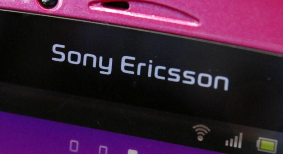Sony købte torsdag morgen Ericsson ud af deres fælles mobilselskab. Arkivfoto: Yuriko Nakao, Reuters/Scanpix
