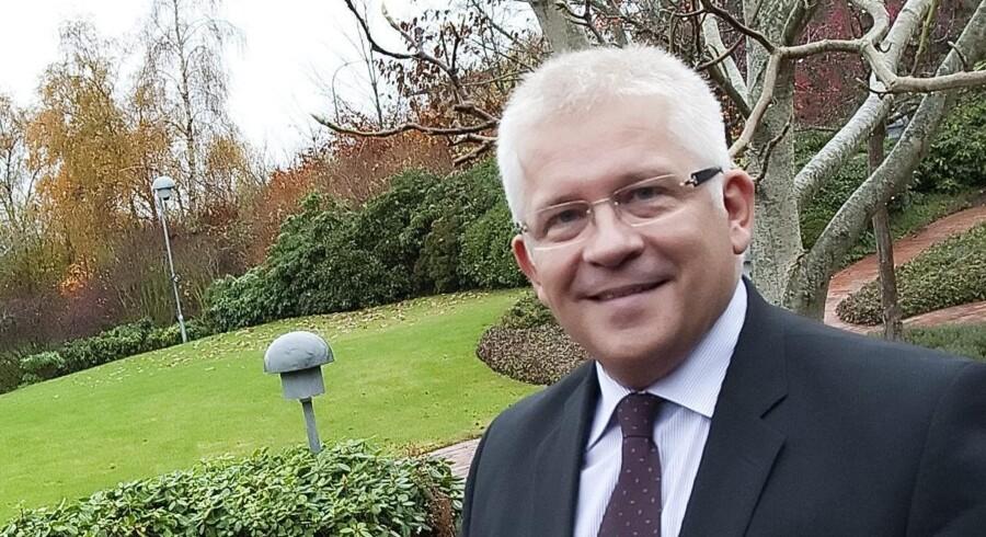 Grundfos' koncernchef Carsten Bjerg.