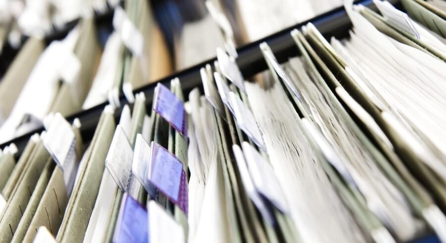 Statens Serum Institut udleverer årligt registerdata til brug for forsknings- og analyseopgaver for omkring 2,5 millioner kroner. Foto: Iris