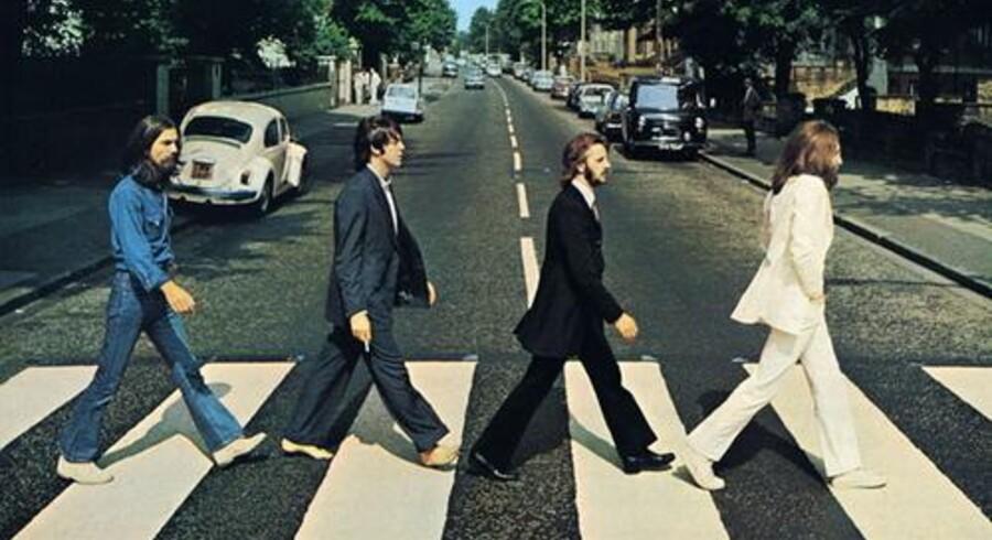 Snart kan du måske købe den legendariske Abbey Road i remastered udgave i iTunes.
