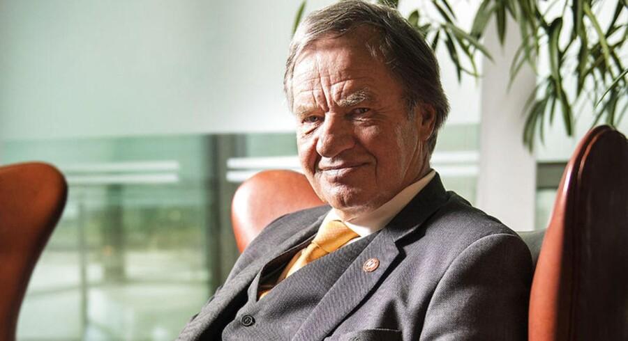 Adm. direktør i Norwegian, Bjørn Kjos