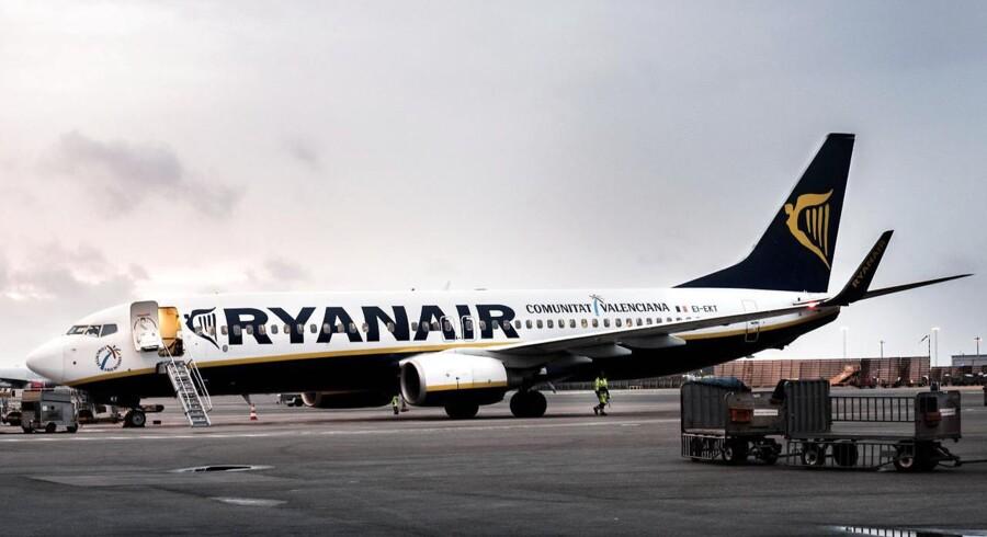 Ryanairs indtog i Københavns Lufthavn vil skabe helt op til 1.850 arbejdspladser, siger selskabet. Men det tal holder ikke i virkelighedens verden, lyder kritikken fra LO-fagbevægelsen.
