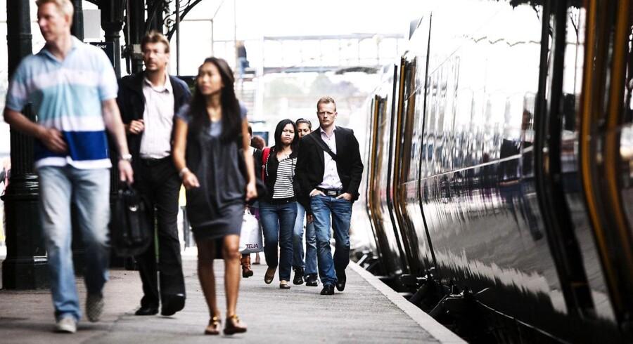 DSBFirst har overdrevet antallet af passagerer på Kystbanen.