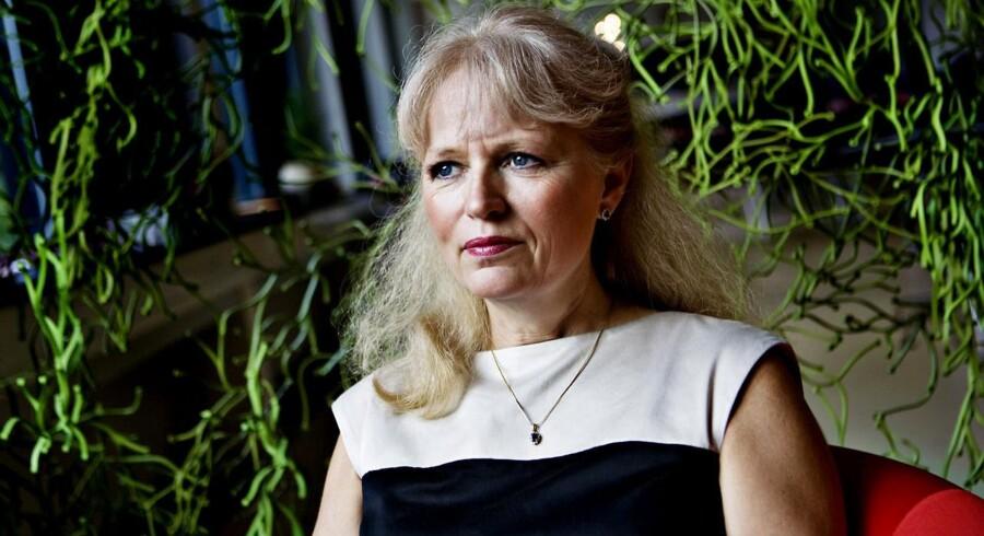 Kirsten Drejer er adm. direktør for det tolv år gamle danske biotekselskab Symphogen, der netop har lavet en milliardaftale med tyske Merck.
