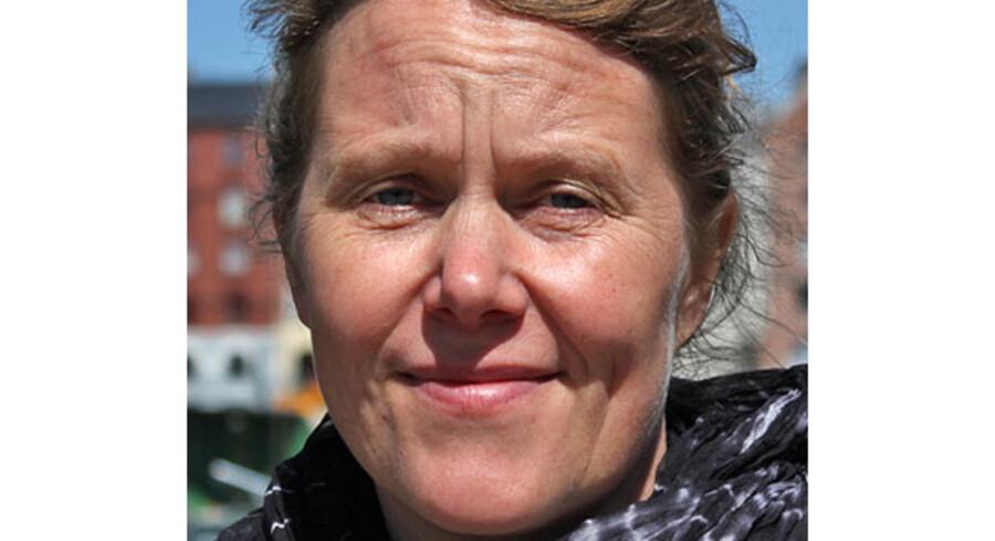 Seniorforsker Cecilie Banke