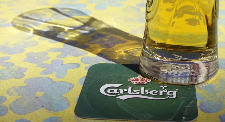 Indtjeningen i Carlsbergs russiske opkøb Baltika er kun godt halvt så stor som forventet.