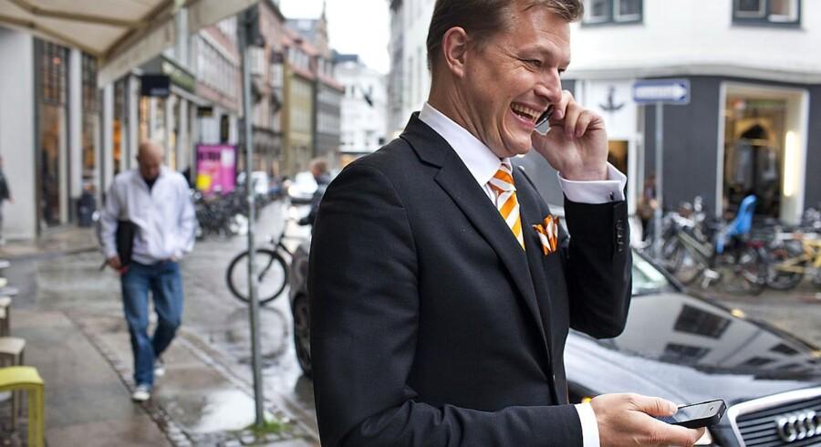 It-iværksætteren Lars Dalgaard