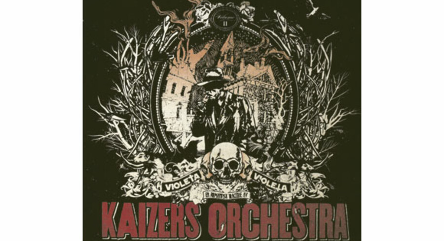 Kaizers Orchestra; »Violeta, Violeta Vol. II«