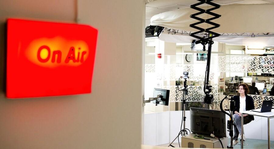 Berlingske Media indgår som en står division i medieselskabet Mecom.