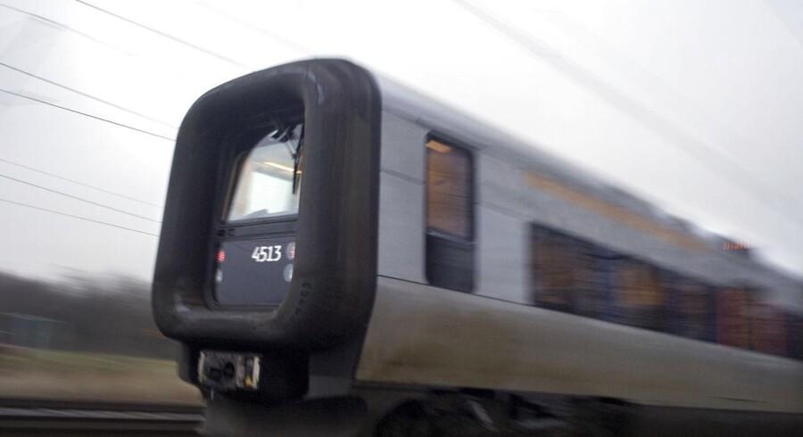 DSB kører mod nye tab i Sverige. Denne gang i DSB Väst,