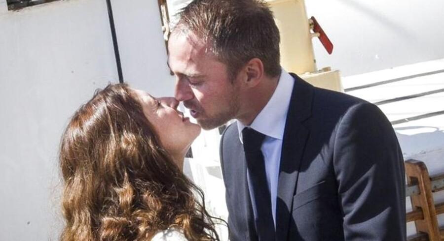 En dato som 7-9-13 kan give en velsignet ramme for et brudepar, mener livsstilekspert Henrik Byager. - Arkivfoto