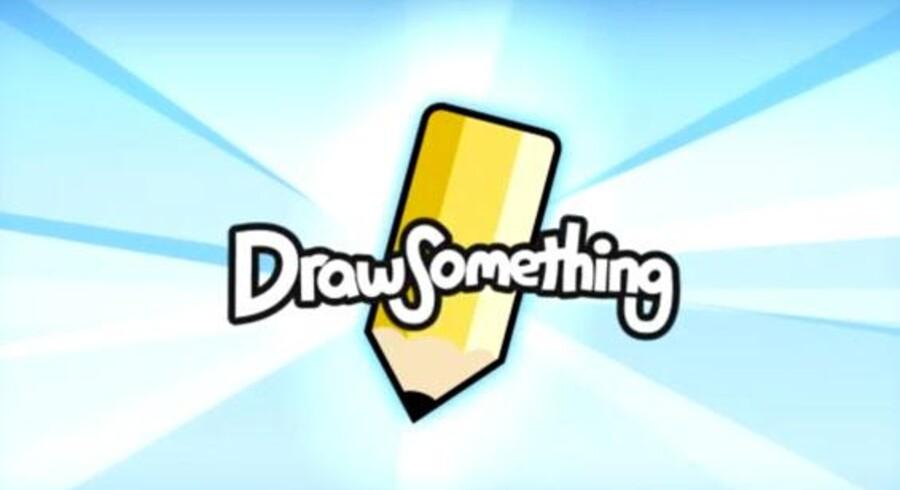 Draw Something er på fem uger blevet downloadet 20 millioner gange