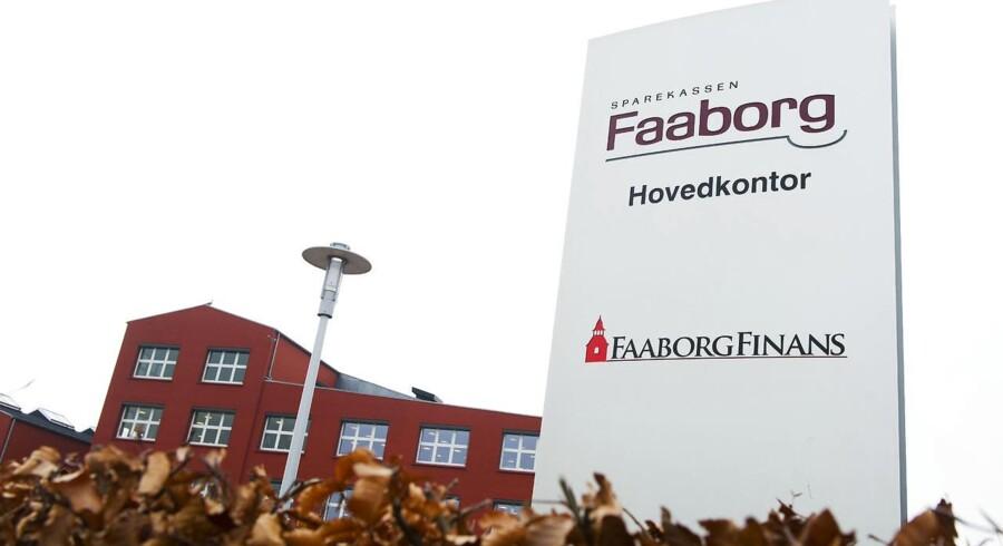 Store nedskrivninger på lån til ejendomme tynger også i Sparekassen Faaborg.