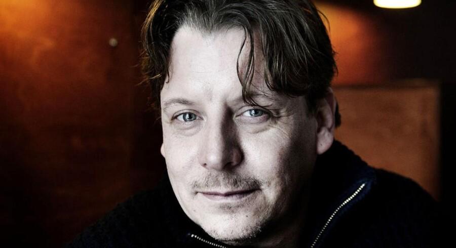 Anders W. Berthelsen er en af de to mest brugte skuespillere i dansk spillefilm.