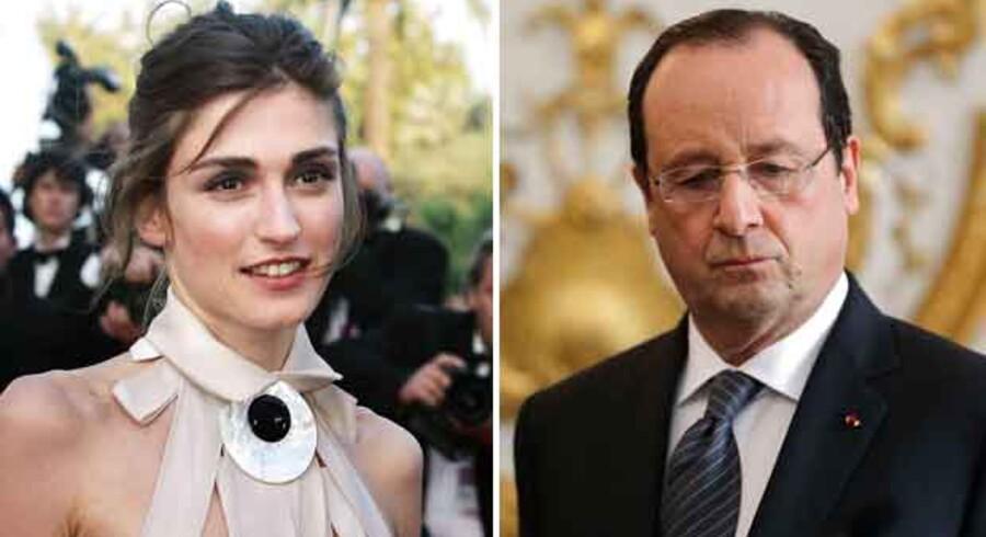 Den franske præsident, Francois Hollande, går med tanker om at lægge sag an mod ugebladet Close efter beskyldninger om, at Hollande har været sin kæreste, journalisten Valerie Trierweiler, utro med skuespillerinde Julie Gayet.