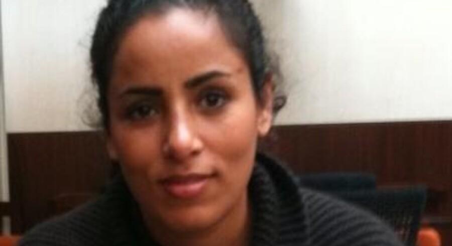 Københavns Vestegns Politi efterlyser den 39-årige Hafida Bourouih, der bor i Glostrup.
