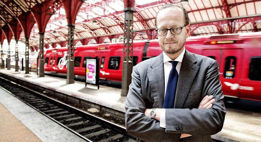 Med sin fortid som administrerende direktør for A.P. Møller - Mærsks bjergnings- og slæbebådsforretning, Svitzer, er Jesper Lok godt kendt i branchen.