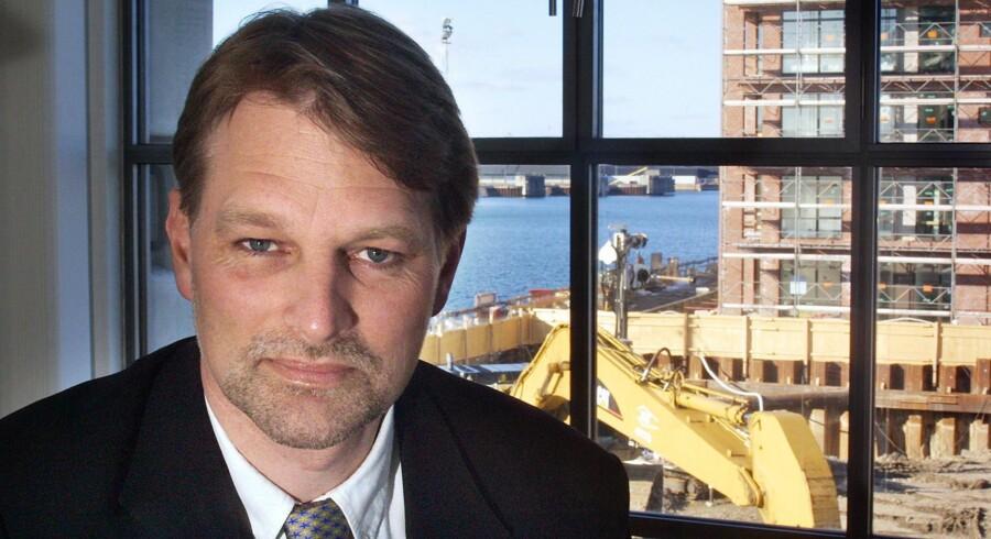 Danske ventureselskaber skal vise, at de er villige til at investere internationalt, mener Vækstfondens adm. direktør Christian Motzfeldt. Foto: Jens Nørgaard Larsen