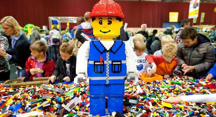 Det officielle regnskab fra LEGO kommer om nogle uger, men der er tegn på, at det bliver endnu et rekordår.