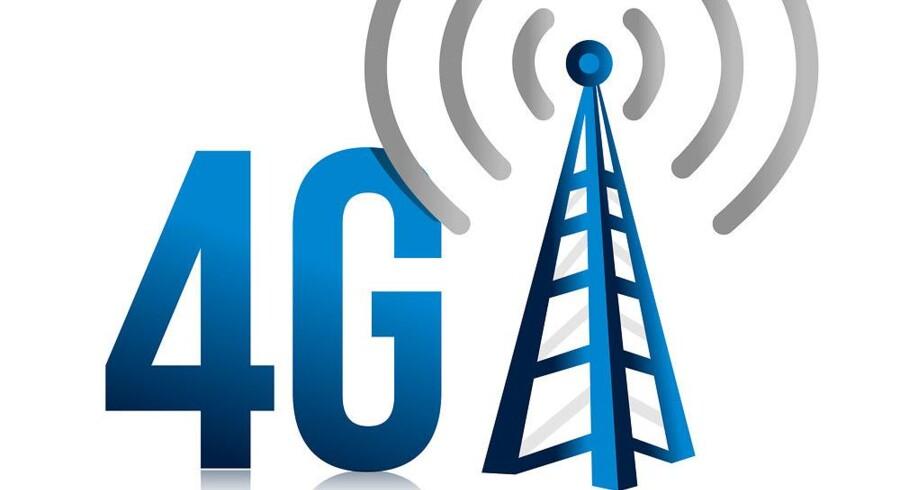 Mobilkampen skærpes til efteråret, når Danmarks tredje 4G-net åbner til september. Foto: Iris/Scanpix