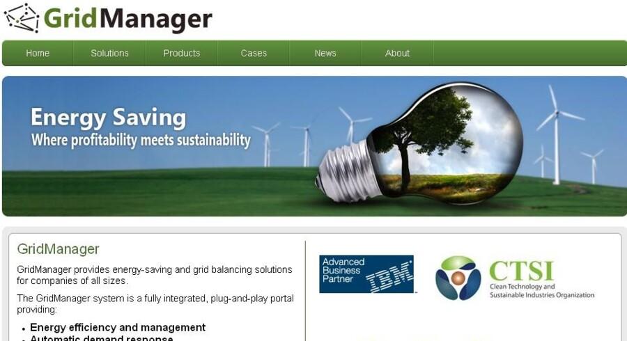 Det blot et år gamle softwarefirma GridManager i Viborg har fået fodfæste i Australien.