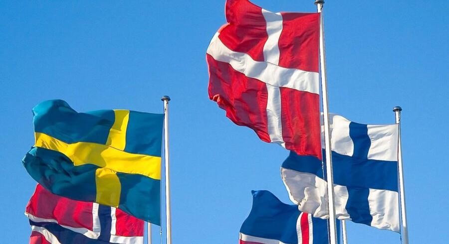 Produktiviteten i Danmark skal stige kraftigt, hvis vi skal holde fanen højt i forhold til de andre nordiske lande.
