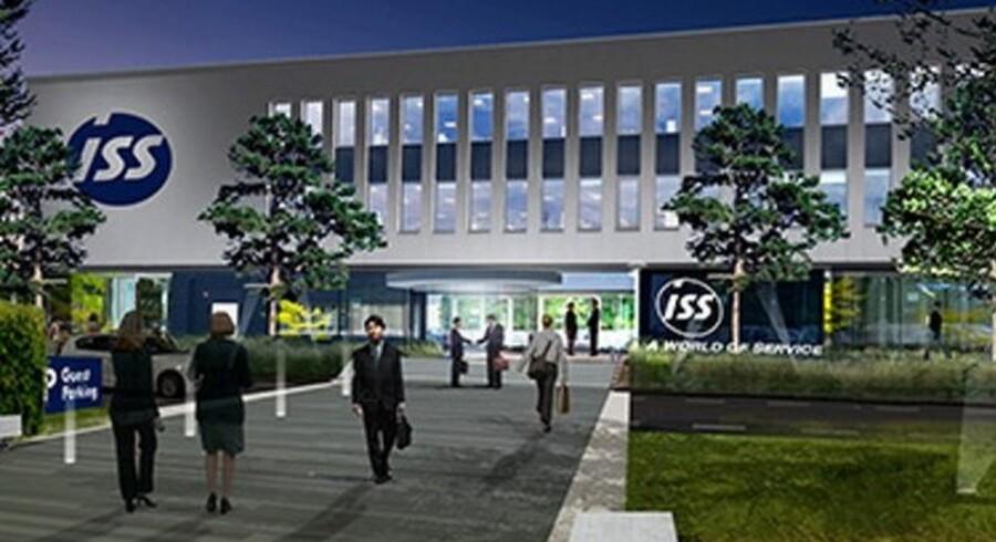 ISS flytter til sommer fra Indre By til denne Søborg-ejendom tegnet af arkitekterne Dissing Weitling, der også står for en større ombygning.