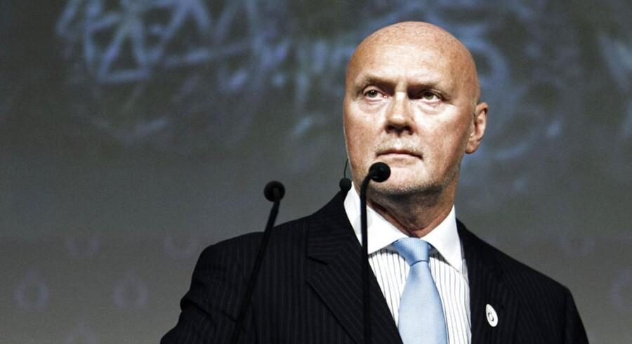 Pandoras topchef Allan Leighton