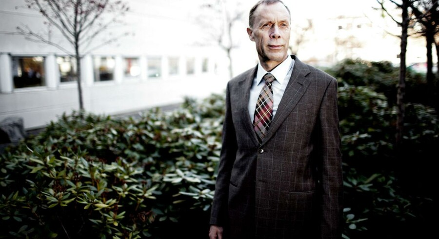 Tidligere topchef hos Novozyme, Steen Riisgaard, vil ikke genopstille til posten som bestyrelsesformand hos Rockwool.