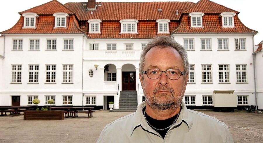 Truels Truelsen, forstander Lundby Efterskole