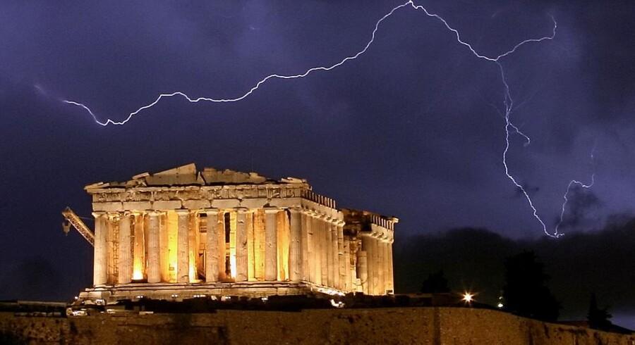 En nøglefaktor til troen på en løsning er, ifølge Bloomberg News, at den græske premierminister, Alexis Tsipras, selv har påtaget sig et større ansvar i forhandlingerne.
