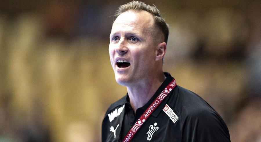 Indledende EM-pulje ser fornuftig ud, men det bliver en hård mellemrunde, mener den danske landstræner.